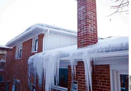 Roofing  and Ice damming
