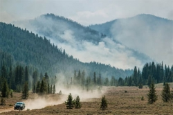 Coping with Dust and Smoke From Fires
