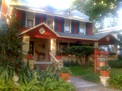 B&B's: adaptive reuse of historic homes
