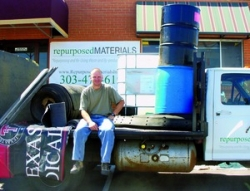 The Story of a Professional Dumpster Diver