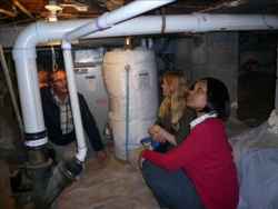 A Weatherization Program Evaluation Story