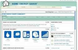 Home Energy Saver Community