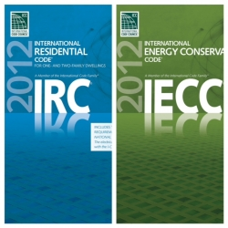 Code Conflict Between 2012 IRC and 2012 IECC