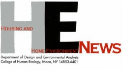 Check out the latest edition of Housing and Home Environment News