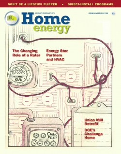 One Story Among Many at Home Energy Magazine