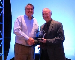 Stephen L. Cowell of Conservation Services Group Receives BPI's 2014 Tony Woods Award