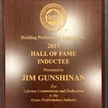 Home Energy's Jim Gunshinan Inducted Into BPI's Hall of Fame