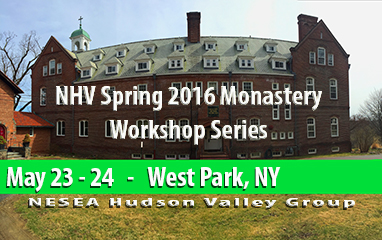 NESEA Hudson Valley Group May 2016 Monastery Retrofit Workshop