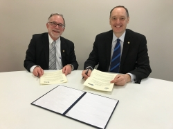 ASHRAE and IOR Strengthen Partnership with Signing of New MoU Agreement