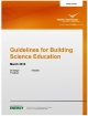 DOE's Building Science Education Efforts: A Request